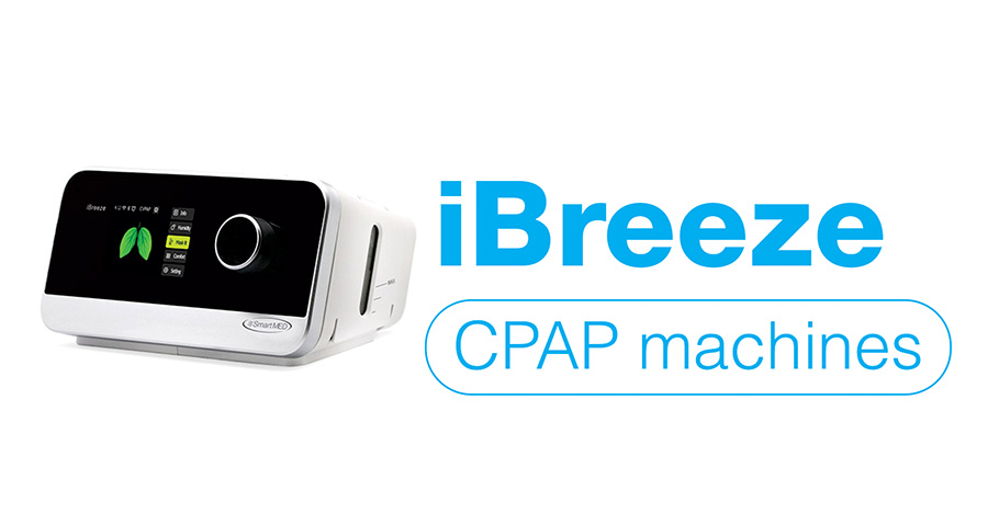 iBreeze_CPAP-machines