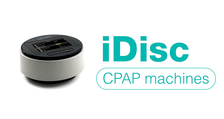iDisc_CPAP-machines
